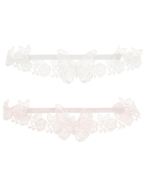 Baby Butterfly Organza Bando Set, , large