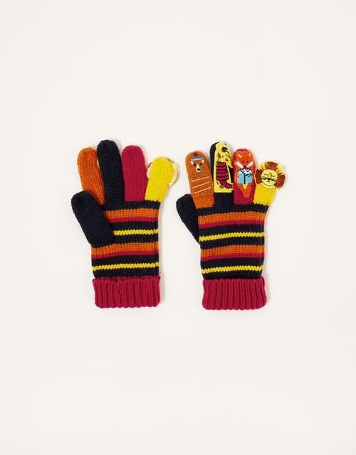 Off to the Zoo Gloves, Multi (MULTI), large