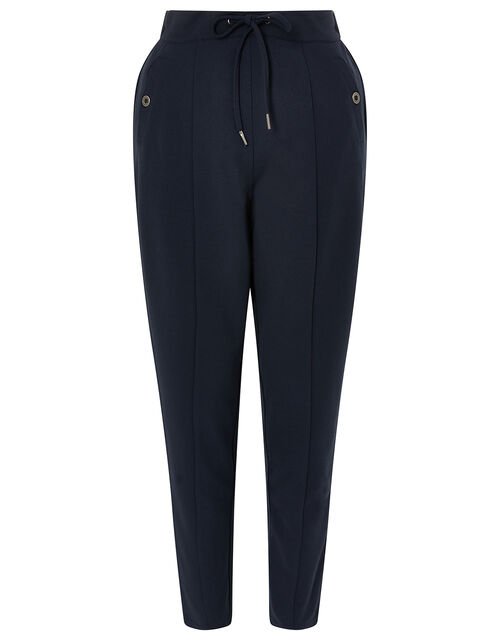 Layla Lounge Trouser, Blue (NAVY), large