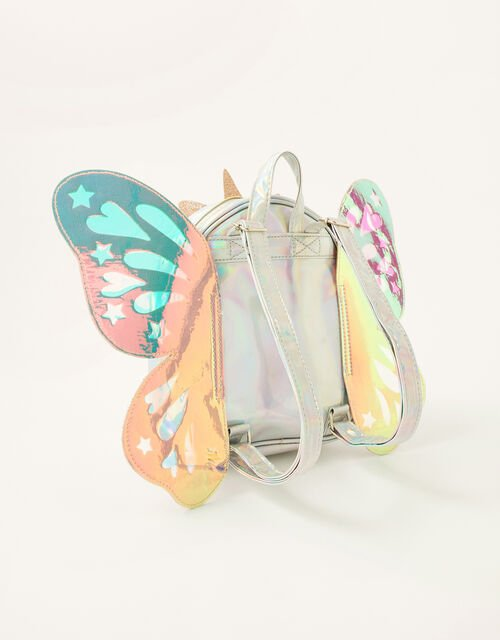 Rainbow Wings Unicorn Backpack, , large