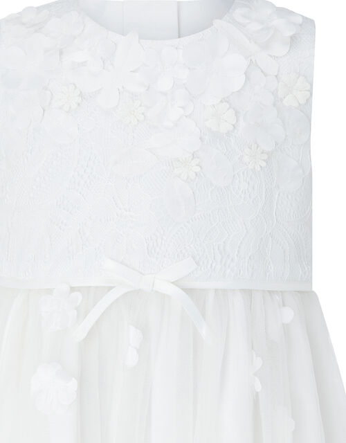 Baby Lilly Occasion Dress, Ivory (IVORY), large