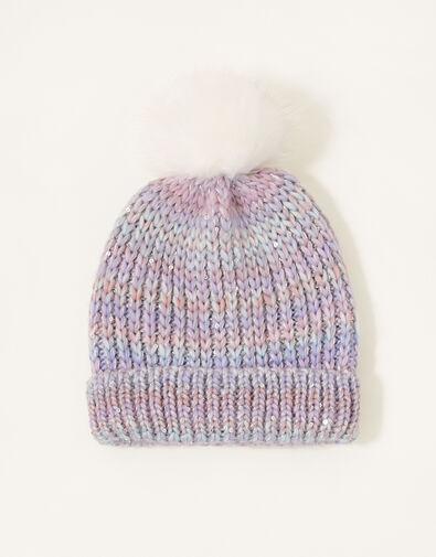 Nyla Space Dye Knitted Hat  Multi, Multi (MULTI), large