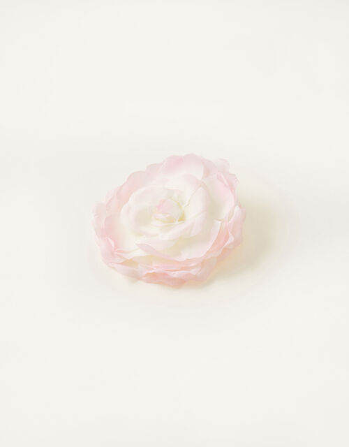 Large Ombre Flower Hair Clip, , large