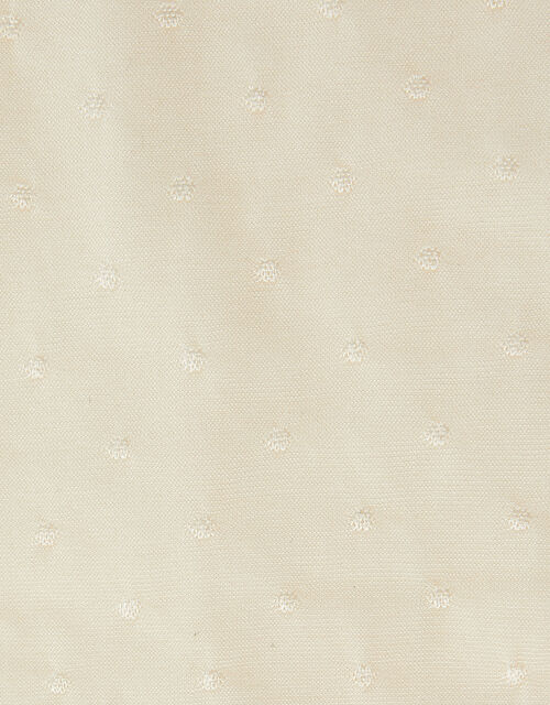 Bridal Spot Tights, Ivory (IVORY), large