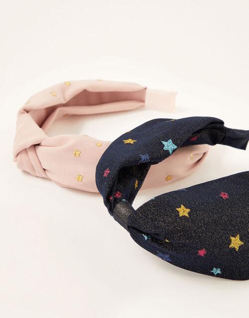 Starry Knot Headbands, , large