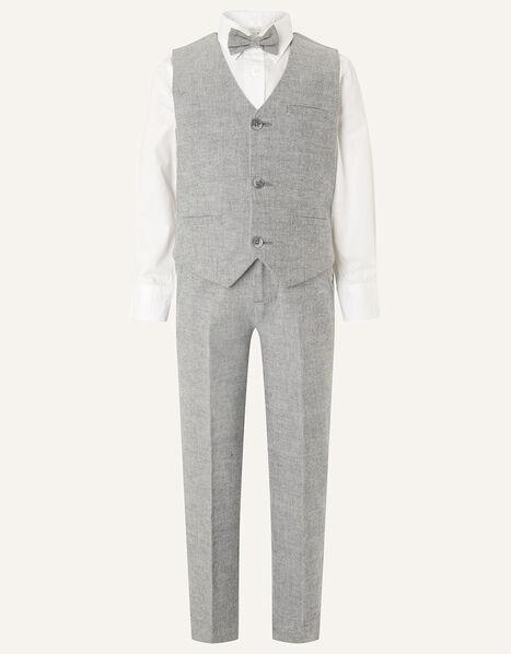 Four-Piece Suit Set Grey, Grey (GREY), large