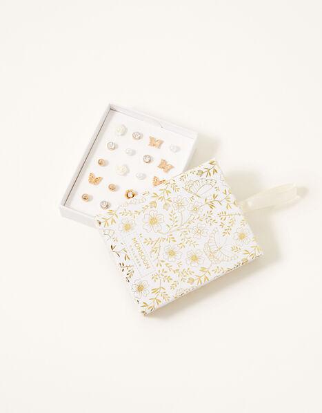 Treasure Stud Earring Gift Box, , large
