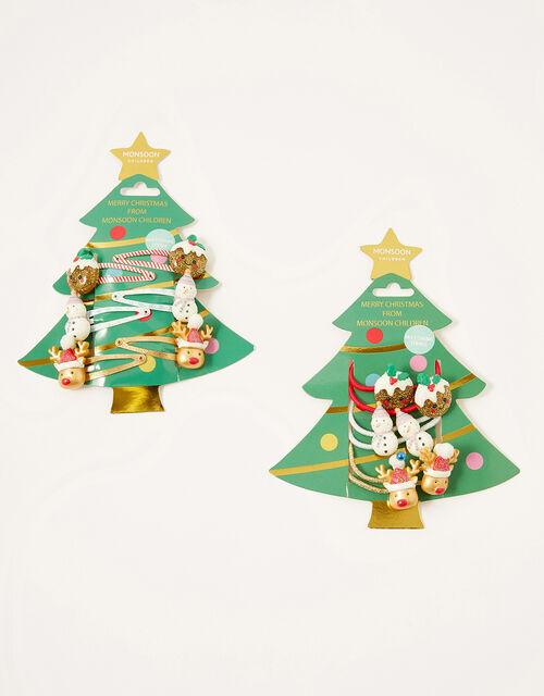 Christmas Fun Hair Set, , large