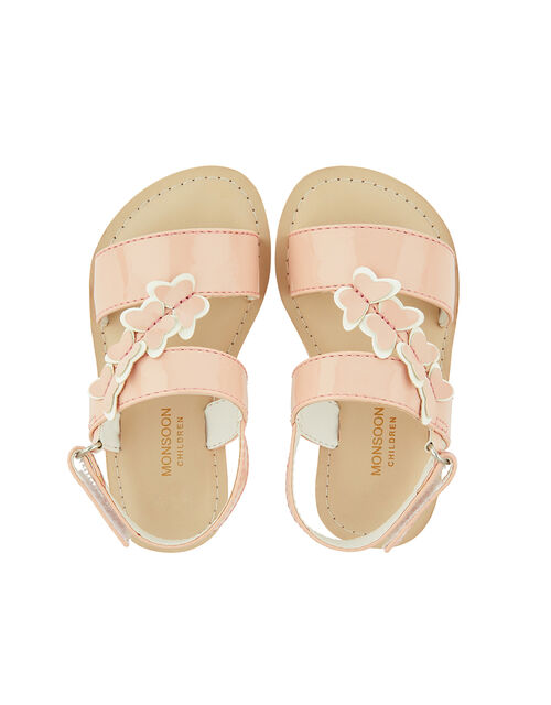 Baby Bonnie Butterfly Sandals, Pink (PALE PINK), large