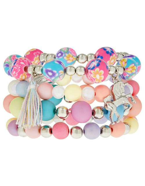 Rainbow Charmy Bracelet , , large
