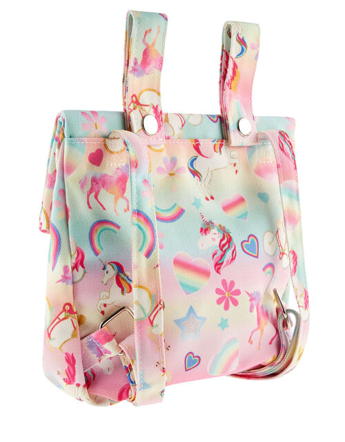 Unicorn Handlebar Bag and Backpack , , large