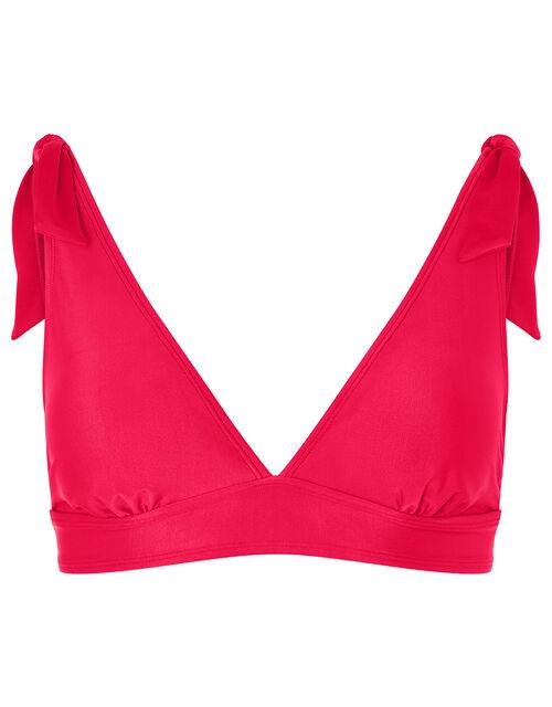 Clementine Bikini Top, Pink (PINK), large