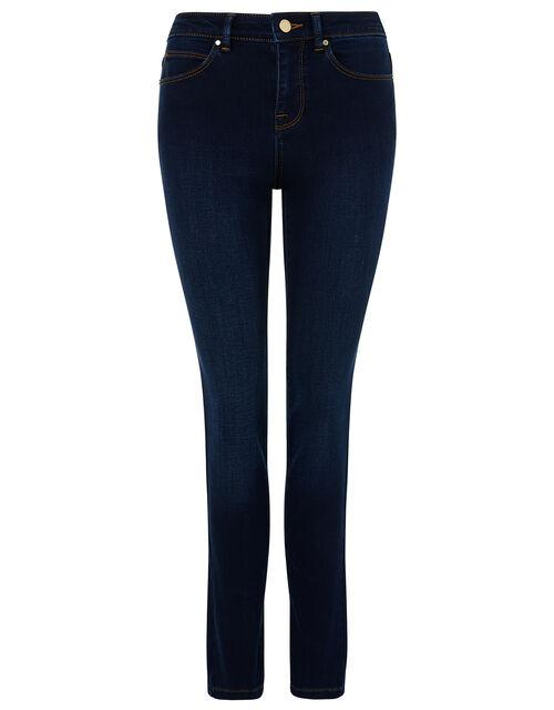 Azura Premium Regular Jeans with Sustainable Fabric, Blue (BLUE/BLACK), large