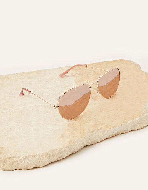 Alexis Aviator Sunglasses , , large