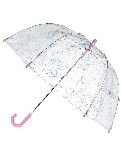 Galaxy Unicorn Umbrella, , large
