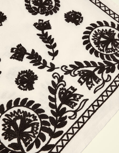 Embroidered Table Runner, , large