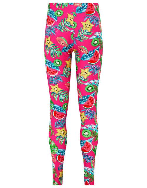 Inna Printed Leggings, Pink (PINK), large