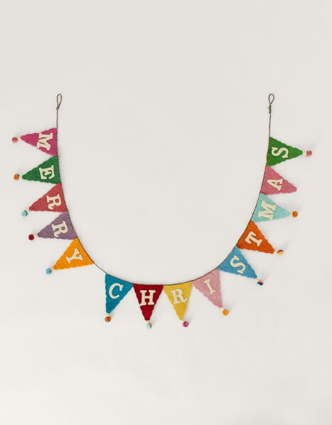 Merry Christmas Bunting, , large