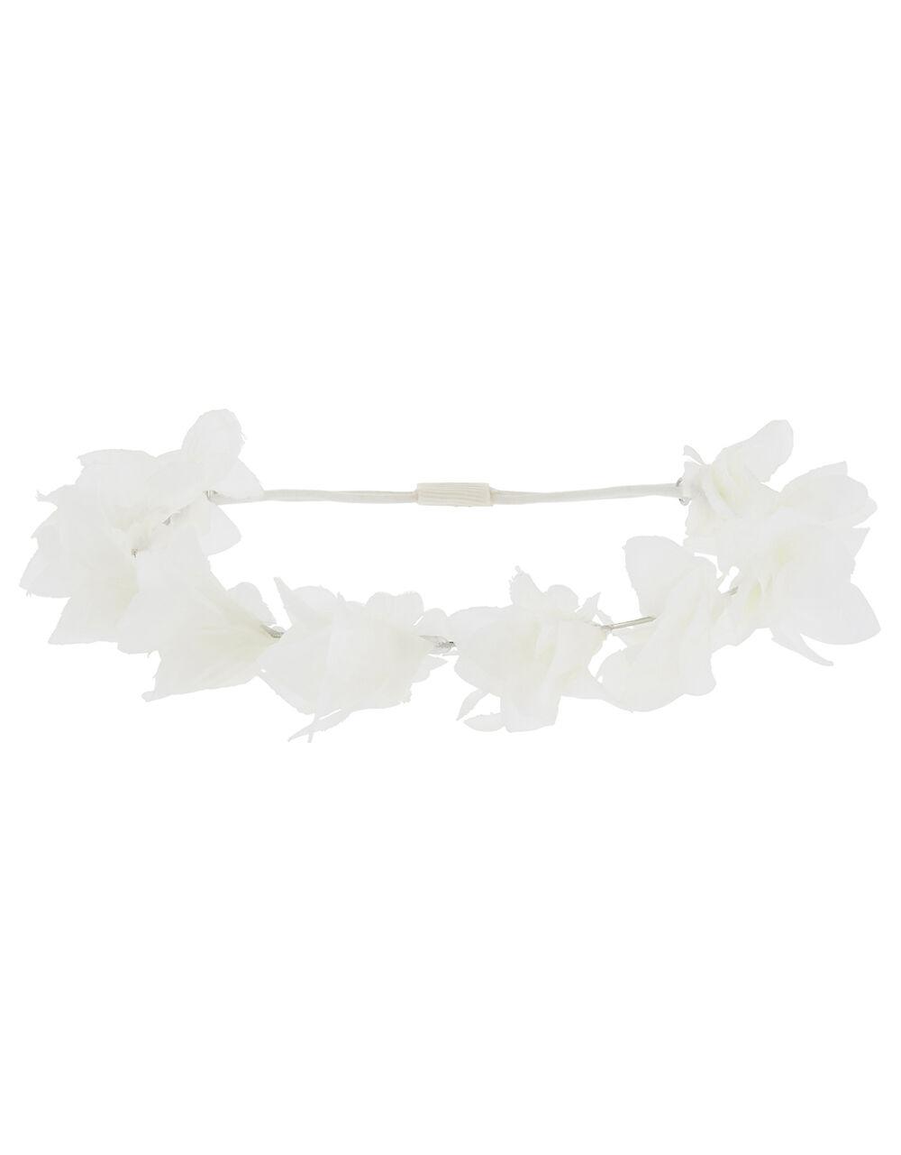 3D Flower Bando Headband, , large