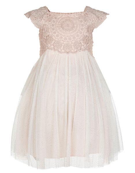 Baby Estella Dress Pink, Pink (PINK), large