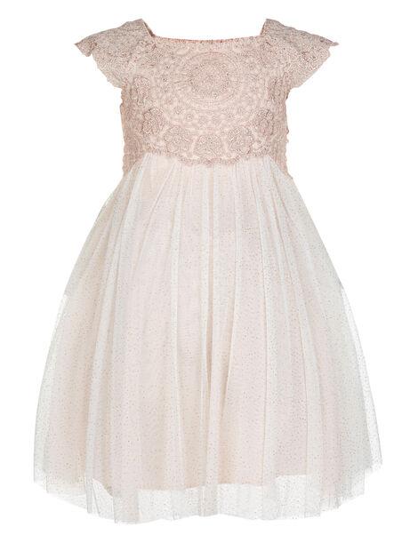 Baby Estella Dress Pink, Pink (PINK), large