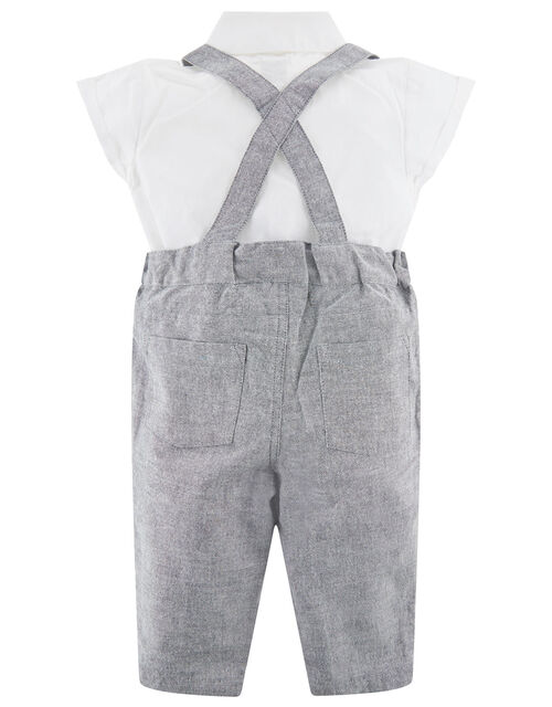 Newborn Baby Suit Set , Grey (GREY), large