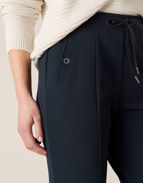LOUNGE Layla Trousers, Blue (NAVY), large