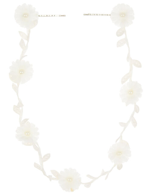 Floral Vine Hair Accessory, , large