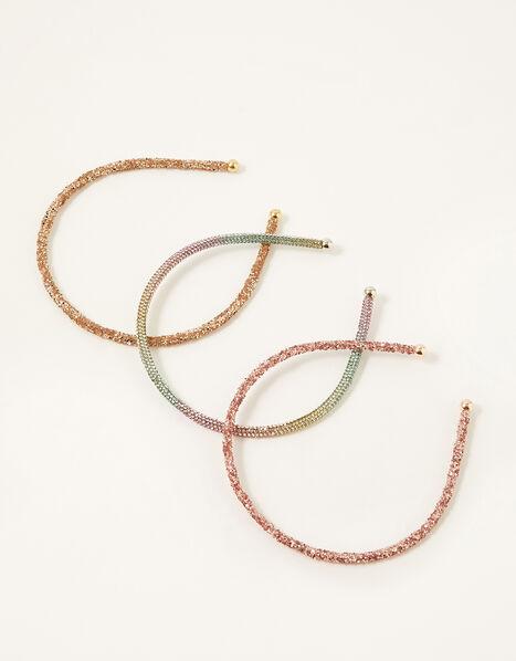 Sparkle Headband Set, , large