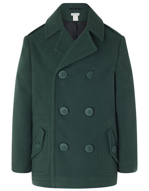 Pea Coat, Green (GREEN), large