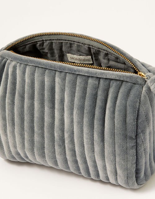 Quilted Makeup Bag, , large