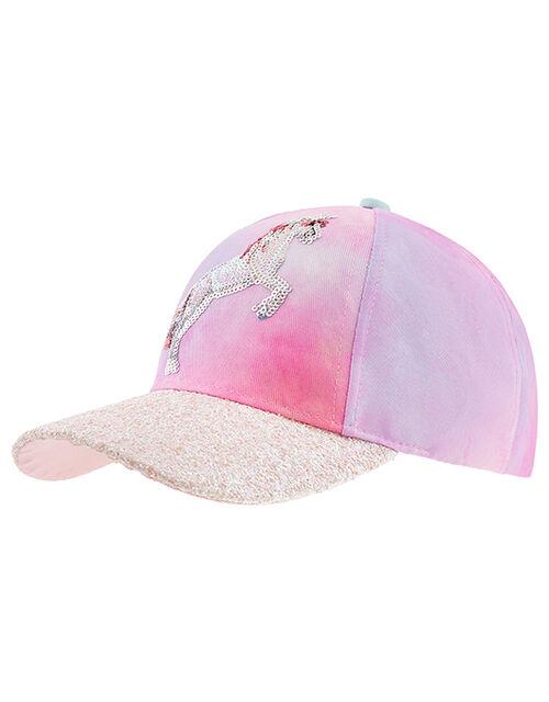Ellie Unicorn Cap, Pink (PINK), large