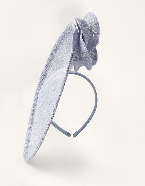 Underbrim Bow Disc Fascinator , , large