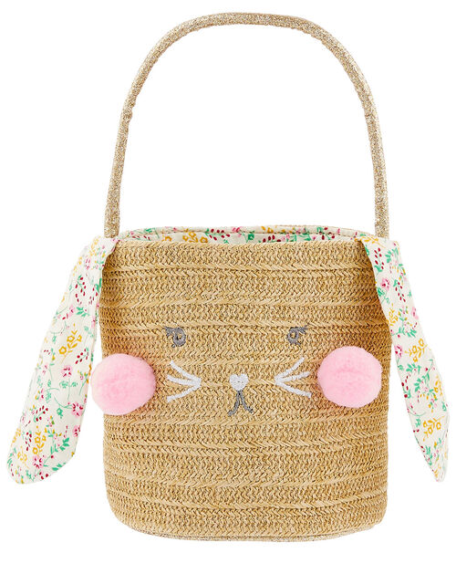 Patch the Bunny Basket Bag, , large