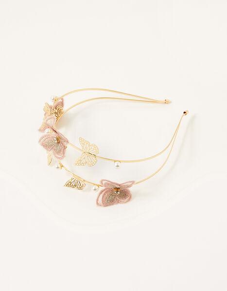 Betty Butterfly Headband, , large