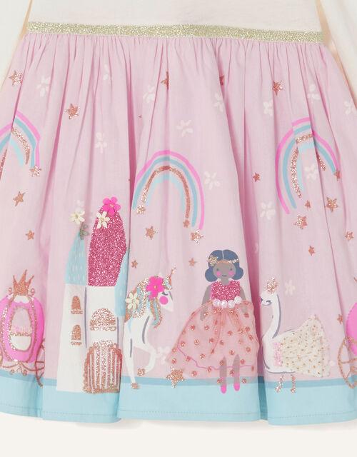 Baby 2-in-1 Princess Scene Dress, Pink (PINK), large