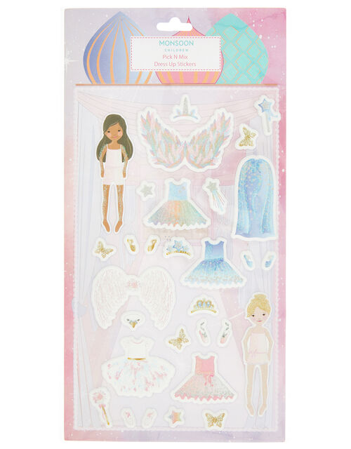 Pick 'n Mix Dress-Up Stickers, , large