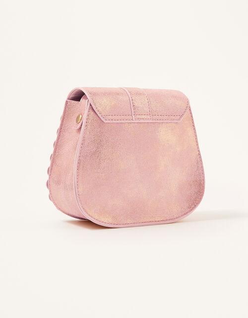 Lucky Horseshoe Saddle Bag , , large