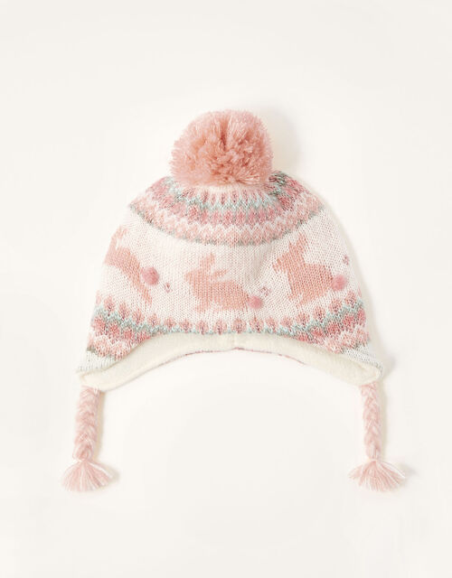Baby Penny Bunny Hat, Multi (MULTI), large