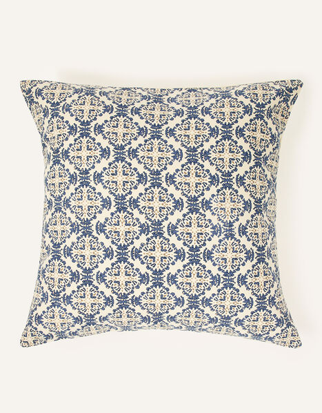 Printed Square Cushion, , large