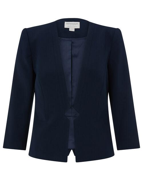 Nola Jacket, Blue (NAVY), large