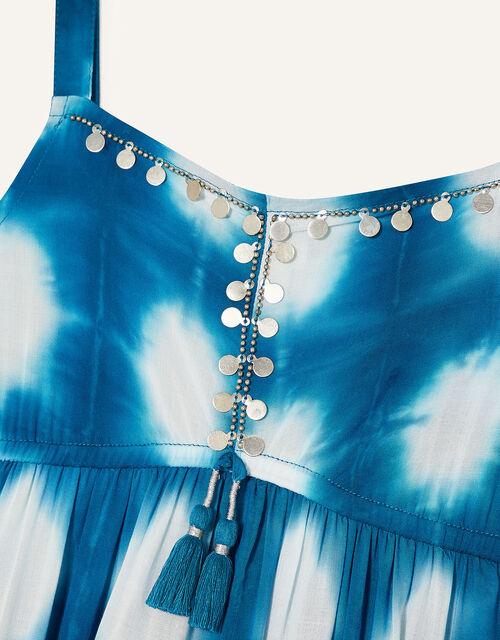 MINI ME Tessie Beach Dress, Blue (BLUE), large