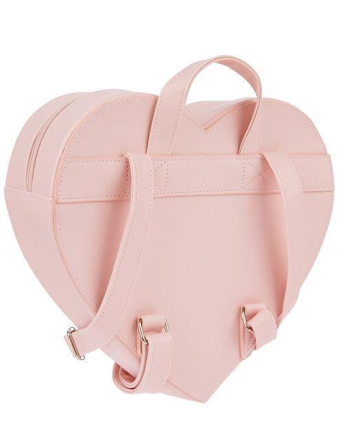 Lovely Ballerina Heart Backpack, , large