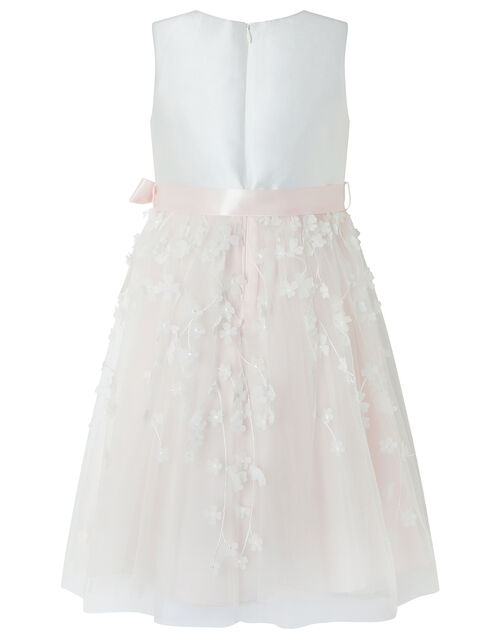 Eloise Floral Occasion Dress, Pink (PALE PINK), large