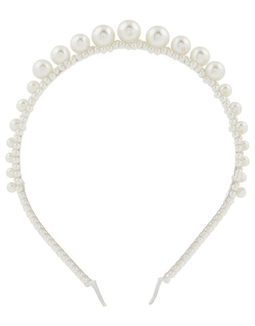 Pearly Headband, , large