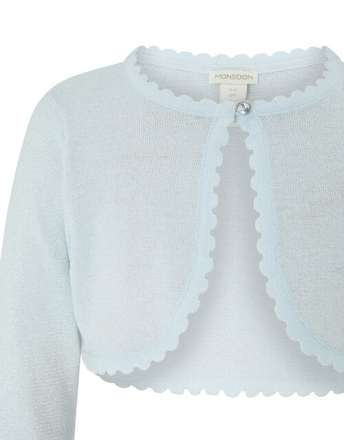 Niamh Cardigan, Blue (PALE BLUE), large