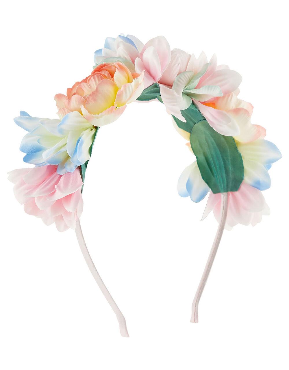 Secret Garden 3D Flower Headband, , large