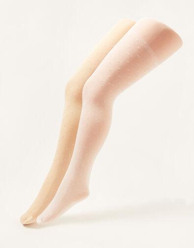Bridal Spot Tights Multipack Multi, Multi (MULTI), large