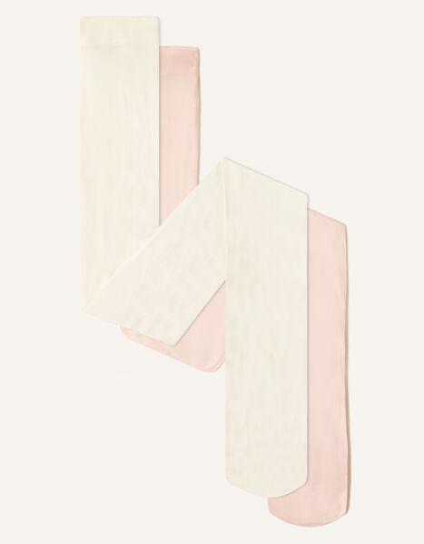 Plain Nylon Tights Set Multi, Multi (MULTI), large