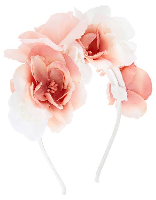 Bouquet Flower Headband, , large